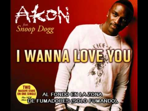 Akon Ft. Snoop Dogg - I wanna fuck you (subtitulado al españ...