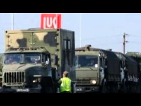 Ukraine crisis 'Column from Russia' crosses border