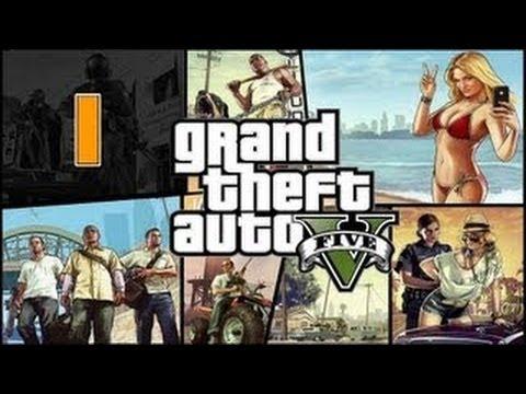 Grand Theft Auto V — Часть 1: Ограбление в Людендорфе