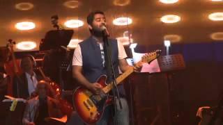 Arijit Singh Gerua Live Shahrukh Khan