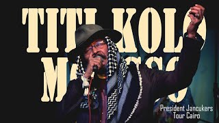 SUJIWO TEJO - TITI KOLO MONGSO  (Tour Cairo)