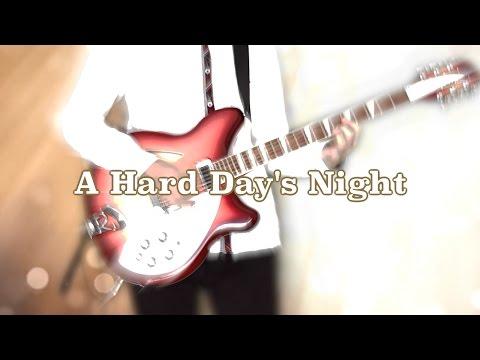 Beatles - A Hard Days Night2
