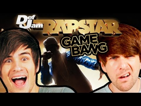 EPIC SMOSH RAP BATTLE (Game Bang)