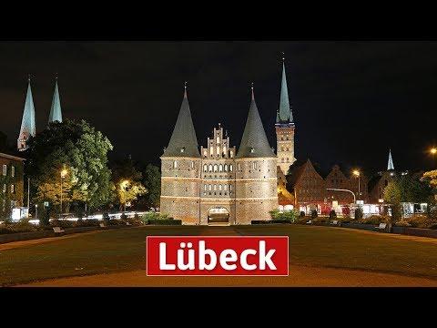 Die Hansestadt Lübeck - Marzipan, Schiffe und Meer