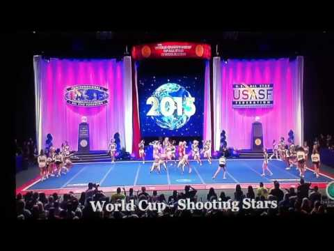 World Cup Shooting Stars worlds 2015