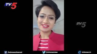 5PM Fatafat News By Sowjanya Nagar | 17th June 2019