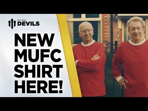 New Manchester United Home Shirt! | Chevrolet #PlayFor | Manchester United News