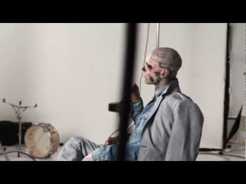 Rick Genest for Vogue Italia (Marzo 2012)