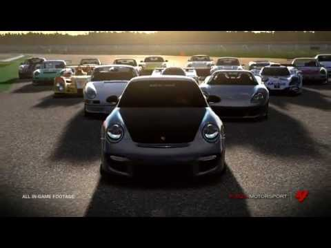 Forza Motorsport 4 - Porsche Expansion Pack Trailer