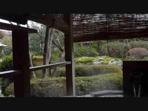 芦原温泉 グランディア芳泉の庭園露天風呂