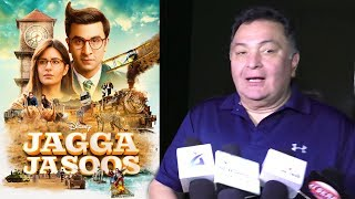 download lagu Jagga Jasoos Movie Review By Rishi Kapoor - Ranbir gratis