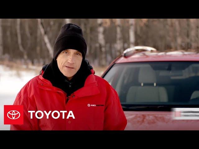 Toyota RAV4 AMCI Testing | Toyota - YouTube