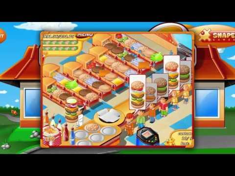 Скачать игру Мастер Бургер на Андроид - работа в кафешке