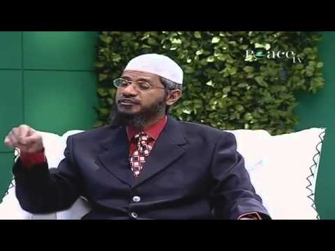 Masturbating While Fasting  - Dr Zakir Naik 2012