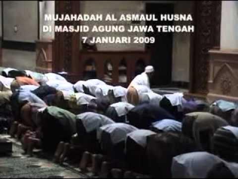 Mujahadah Al Asma Ul Husna video