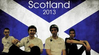 boqer123 Scotland 2013 | Team Josh