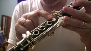 How To Play Gershwin 39 S 34 Rhapsody In Blue 34 Opening Clarinet Solo