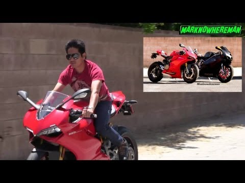 My first ride on DUCATI 1199 PANIGALE S Italian Superbike (Very Short Review)