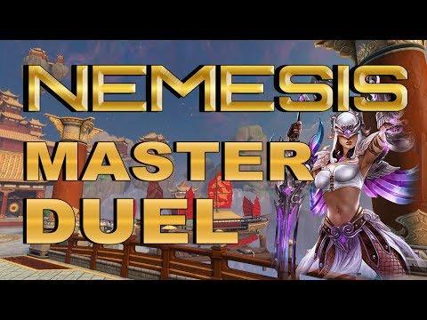 SMITE! Nemesis, Esta de vuelta :D! Master Duel S4 #127