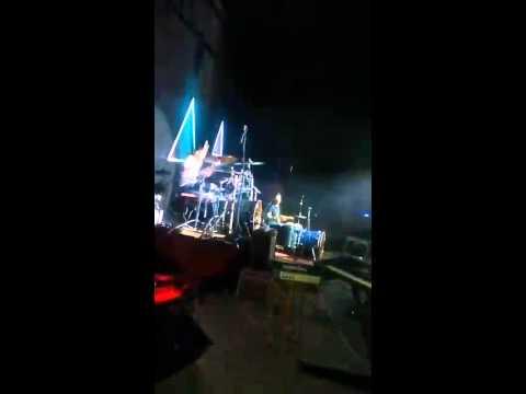 Drum solo Noe Crash y Daniel Salinas