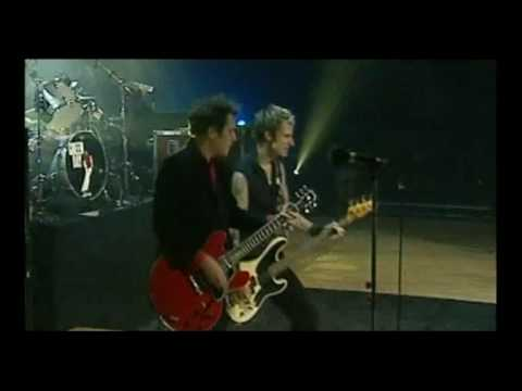 Green Day - Minority (Live!!) [HQ]