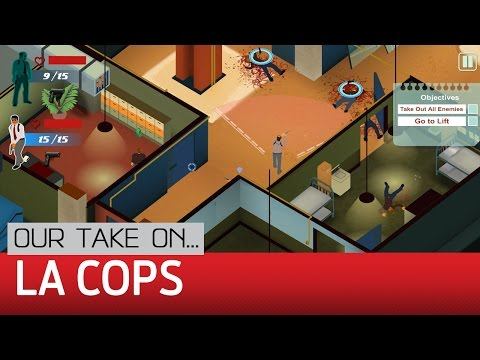 LA Cops gameplay — Early Access impressions