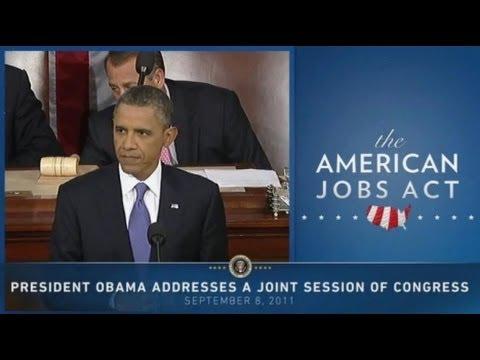 Breaking Down Obama's Jobs Bill