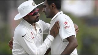 Rangana Herath Takes 7/48 Vs India 1st Test Day 4, 2015