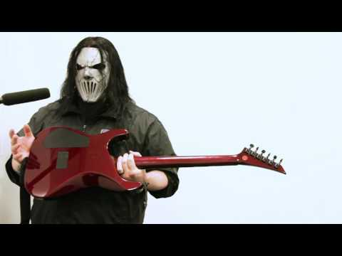 Slipknot's Mick Thomson Introduces his Jackson USA Signature Soloist