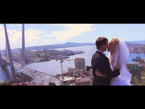 Свадебный клип Александра и Оксаны