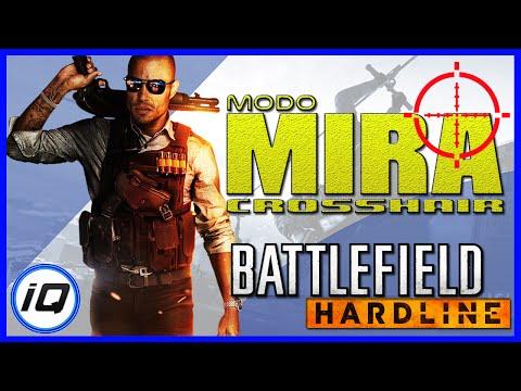 Modo MIra (Crosshair) - Battlefield Hardline