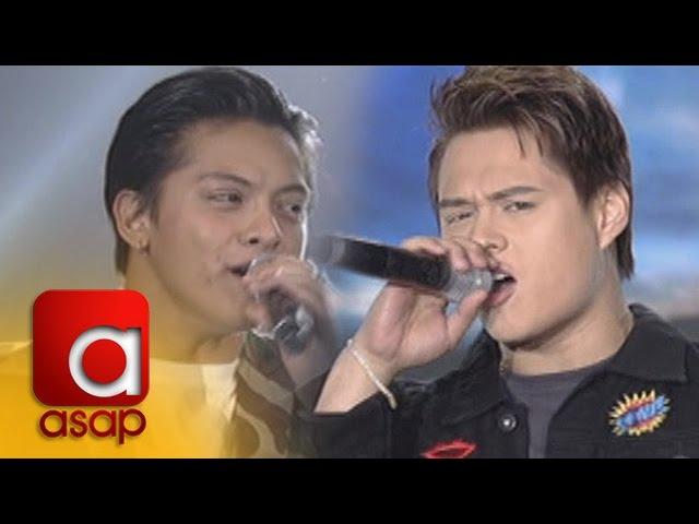 ASAP: Kapamilya Heartthrobs Daniel and Enrique rock their performance (cut sa dulo)