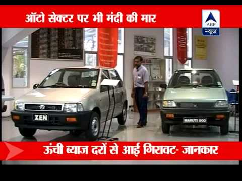 Auto sector to end FY13 with negative growth: SIAM