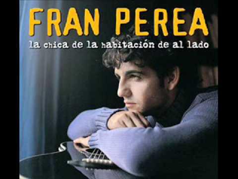 Fran Perea - Cuenta Conmigo