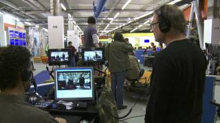 The Social Network - Behind The Scenes [2]