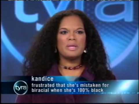 Preconceived Notions About Race Tyra (Tyra Banks Show)