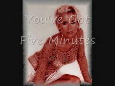 randy white and lorrie morgan. Lorrie Morgan Five Minutes