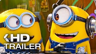 DESPICABLE ME 3 Trailer (2017)