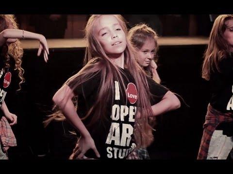 Kesha - Cannibal dance performance by Open Kids and Open Art Studio