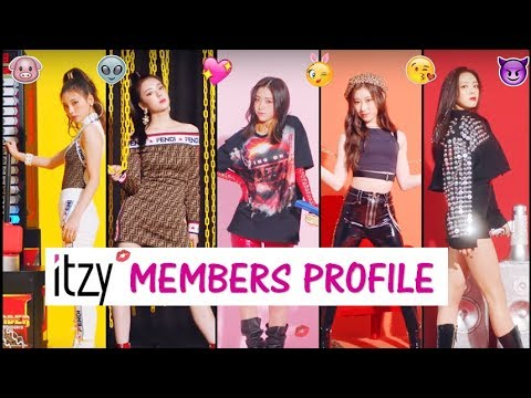 ITZY Members Profile Birth Name Position Facts