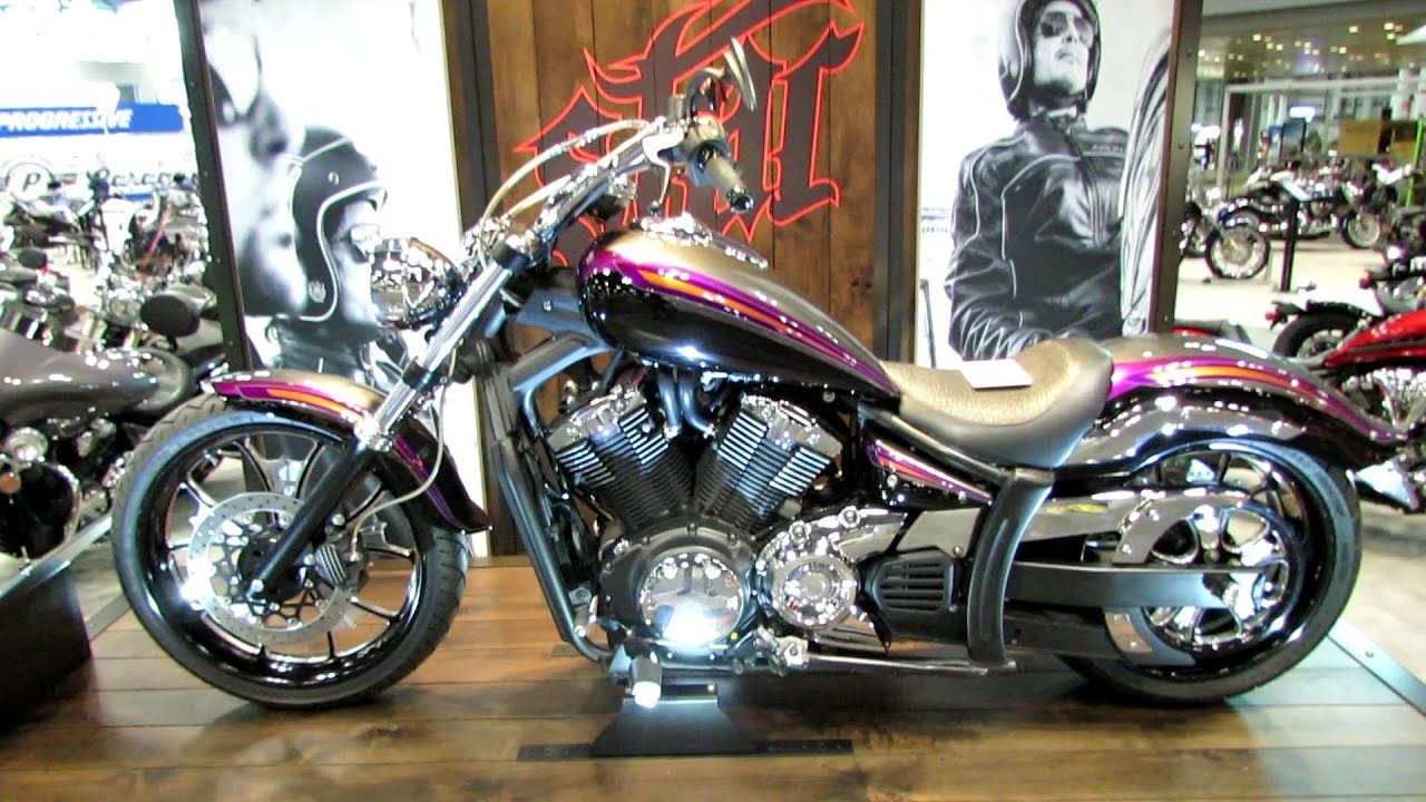 Yamaha V Star Custom Wheels