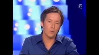 Jean-Luc Lemoine - On n'est pas couché 7 octobre 2006 #ONPC