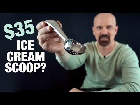 5 Ice Cream Scoops Compared!
