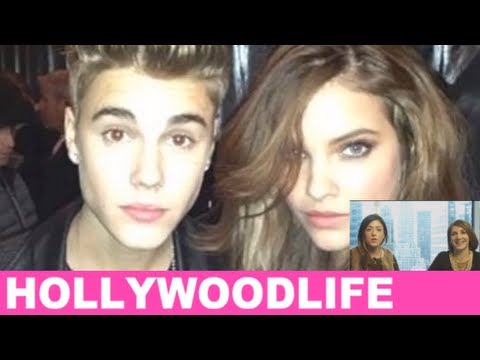 Justin Bieber On A Date With Victoria Secret Model!