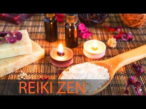 8 Hour Reiki Meditation Music  Zen Meditation, Relax Mind Body, Healing Music    224