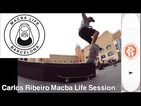 Carlos Ribeiro Macba Life Session