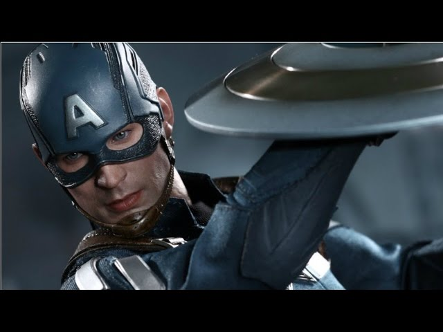 Unboxing a Captain America Stealth S.T.R.I.K.E Suit Sixth Scale Figure by Hot Toys
