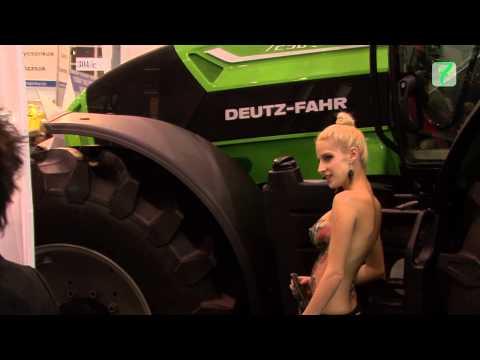 7határ | Az Év Traktora 2013: Deutz Fahr 7250 TTV Agrotron