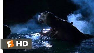 Congo (6/9) Movie CLIP - Hippo Attack (1995) HD