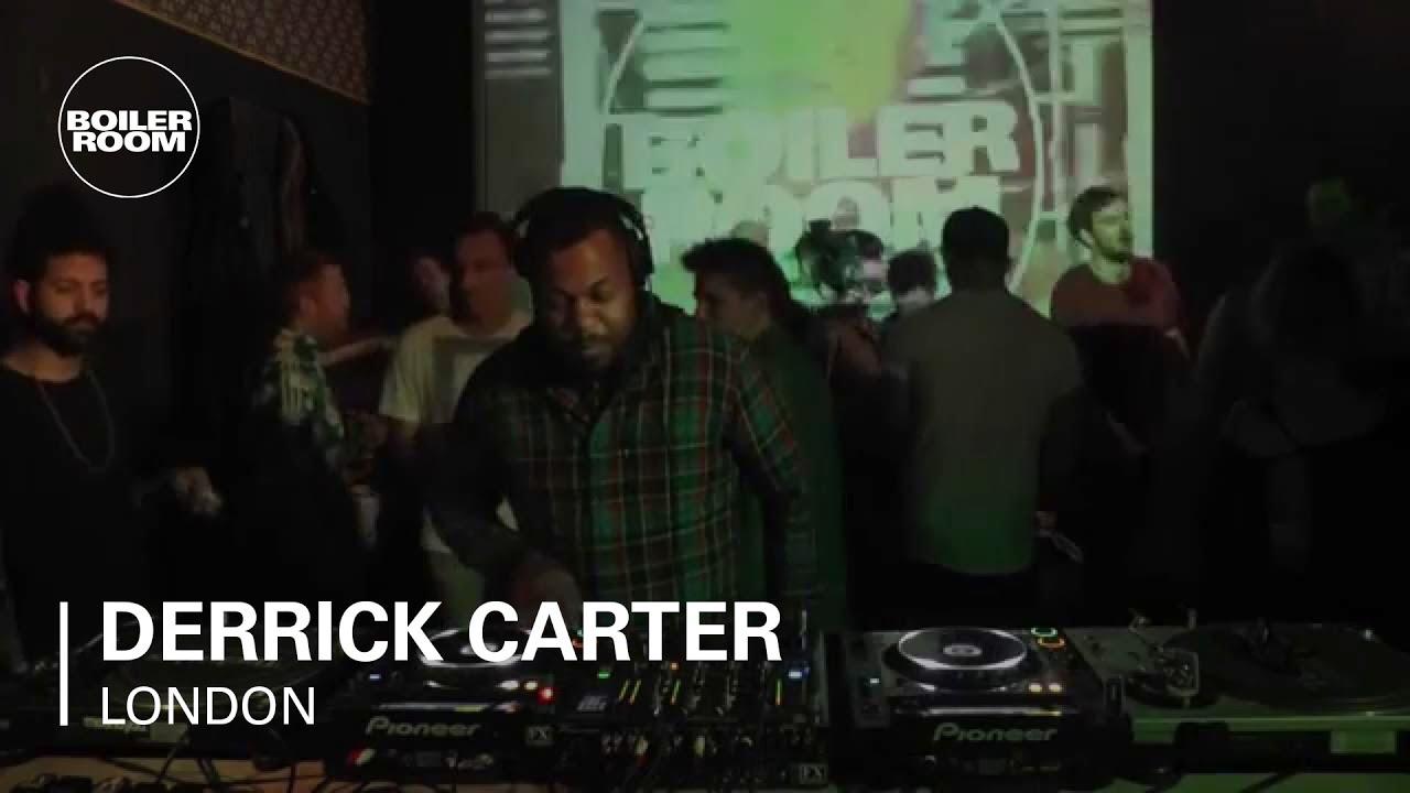 Derrick Carter Boiler Room